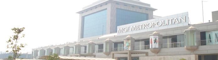 MGF Metropolitan – Saket
