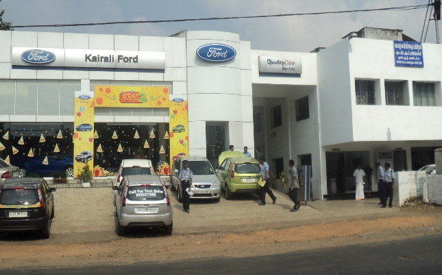 Mg Auto Sales Pvt Ltd >> MGF Auto Ventures India Pvt. Ltd. – MGF Automotive/Kerala/Kairali Ford